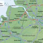 """A 20: Der aktuelle Stand der """"Küstenautobahn"""" im Januar 2017"""