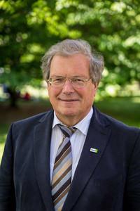 Prof. Dr. Hubert Weiger, Vorsitzender des BUND / Foto: © Julia Puder / BUND