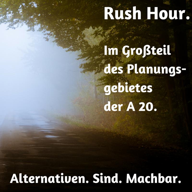 Rush Hour. A 20 nie Facebook