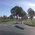 Auf Moor gebaut: Gerissen – versackt - gesperrt <br>Rapider Verfall der Landes- und Kreisstraßen in der Wesermarsch
